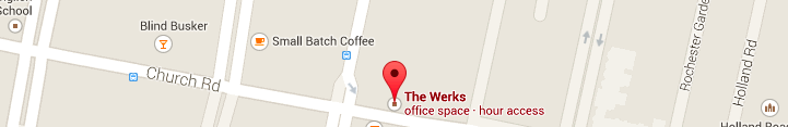 Map of The Werks